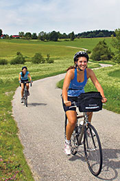Family Biking Tour Vacations